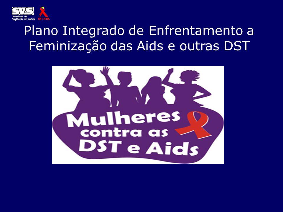 Plano Integrado de Enfrentamento a Feminização das Aids e outras DST