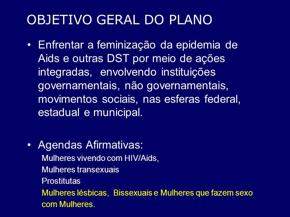 OBJETIVO GERAL DO PLANO