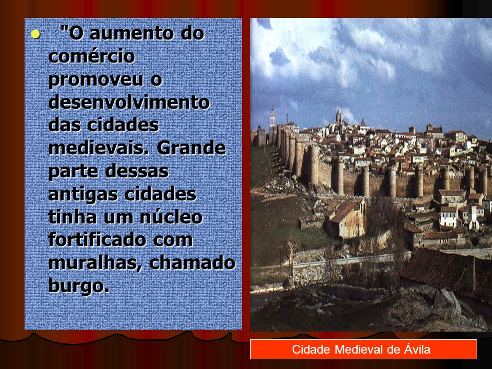 Cidade Medieval de Ávila