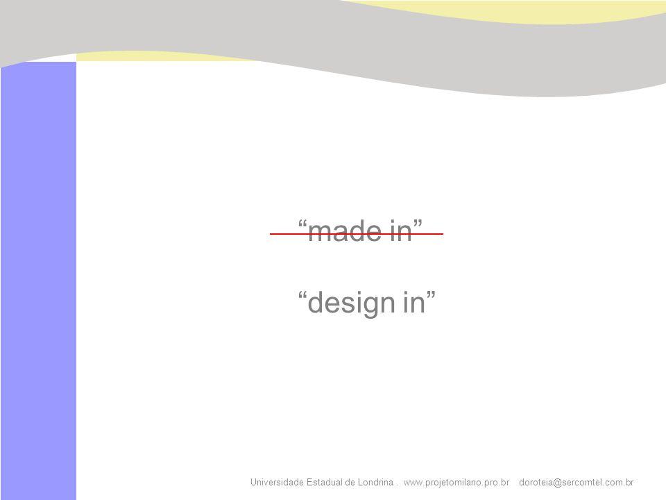 made in design in