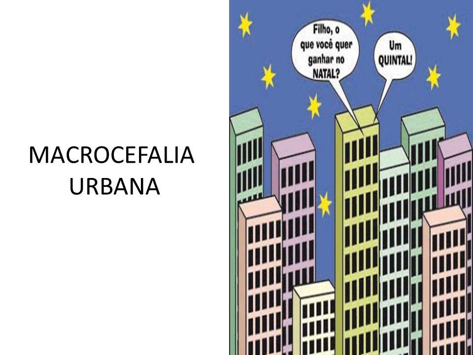 MACROCEFALIA URBANA
