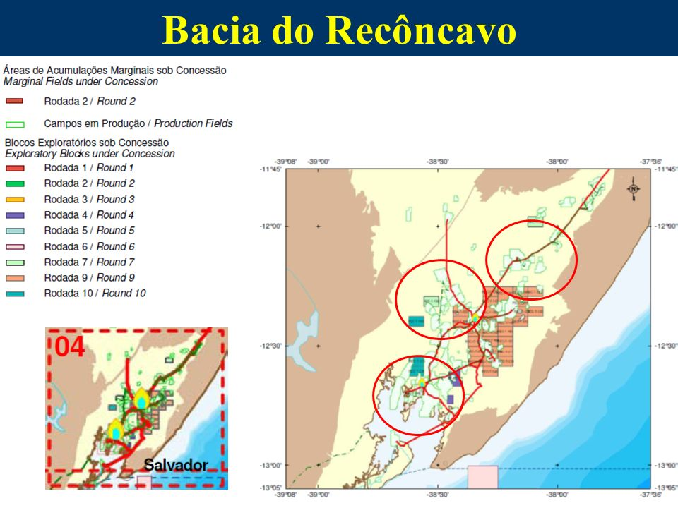 Bacia do Recôncavo