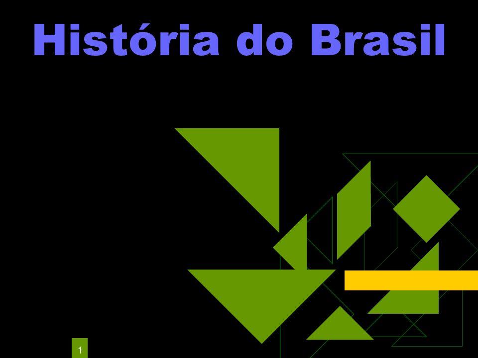 História do Brasil Clique para adicionar texto