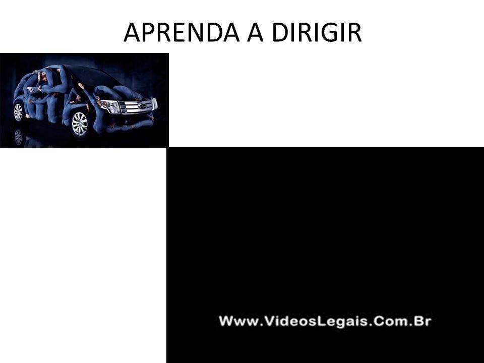 APRENDA A DIRIGIR