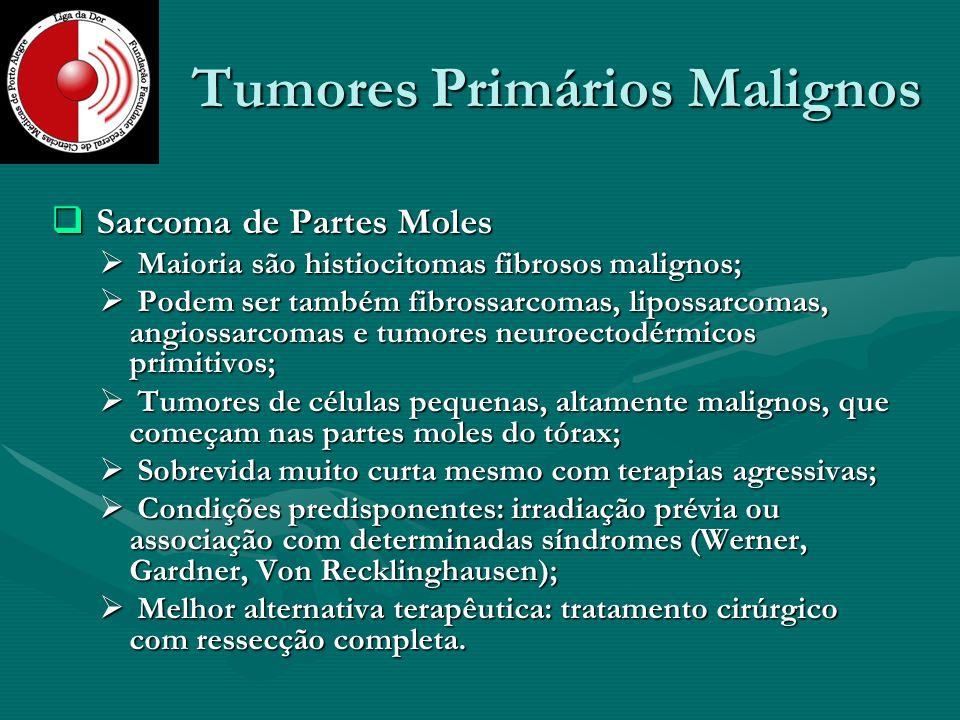 Tumores Primários Malignos