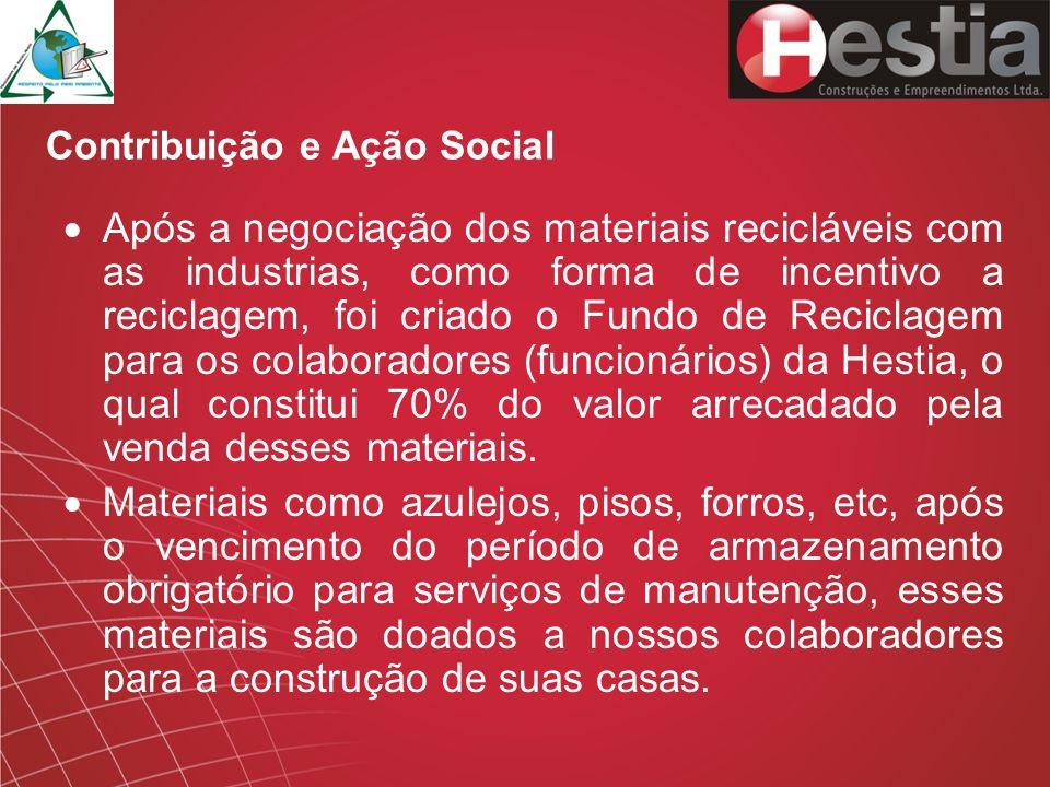 Contribuição e Ação Social