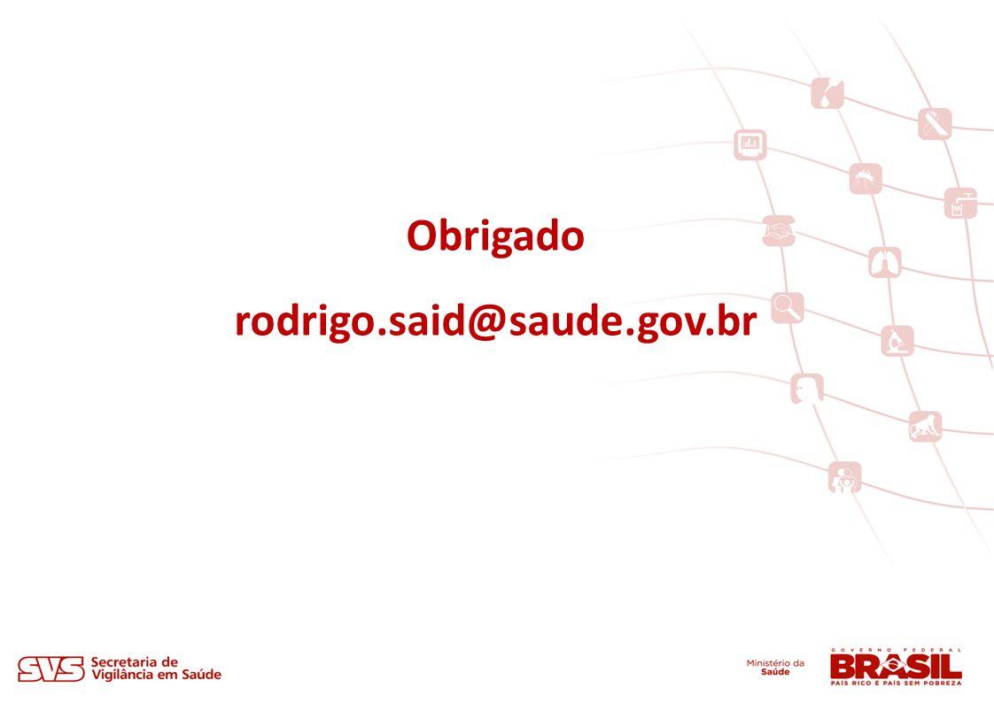 Obrigado rodrigo.said@saude.gov.br
