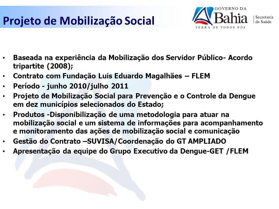 Projeto de Mobilização Social