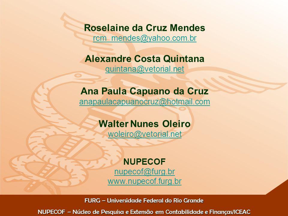 Roselaine da Cruz Mendes
