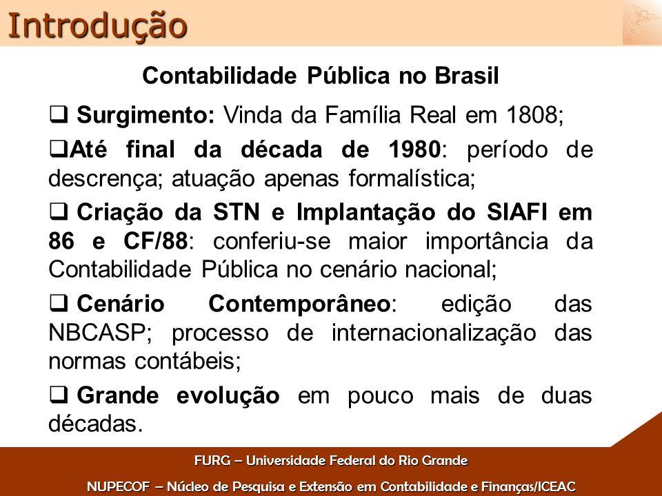 Contabilidade Pública no Brasil