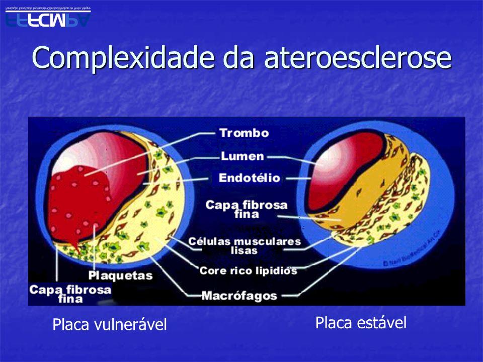 Complexidade da ateroesclerose