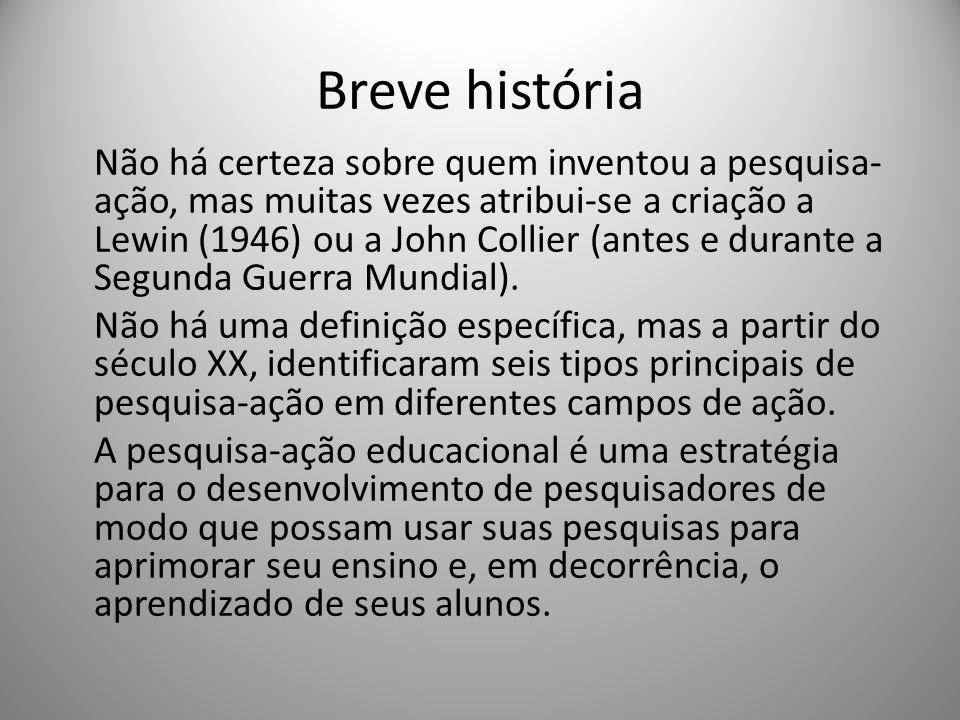 Breve história