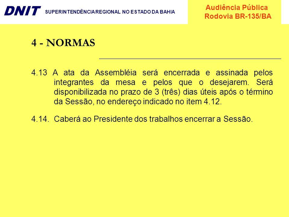 4 - NORMAS