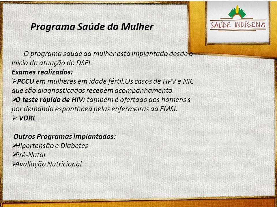Programa Saúde da Mulher
