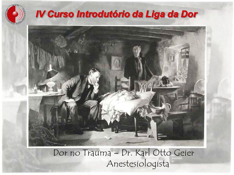 IV Curso Introdutório da Liga da Dor