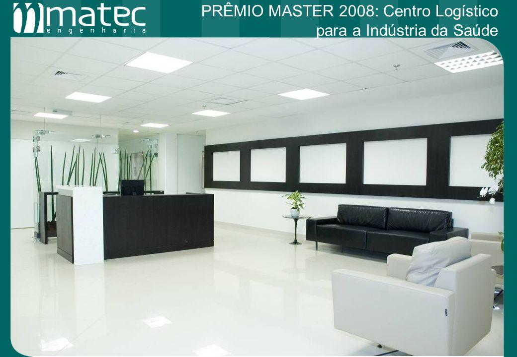 PRÊMIO MASTER 2008: Centro Logístico para a Indústria da Saúde