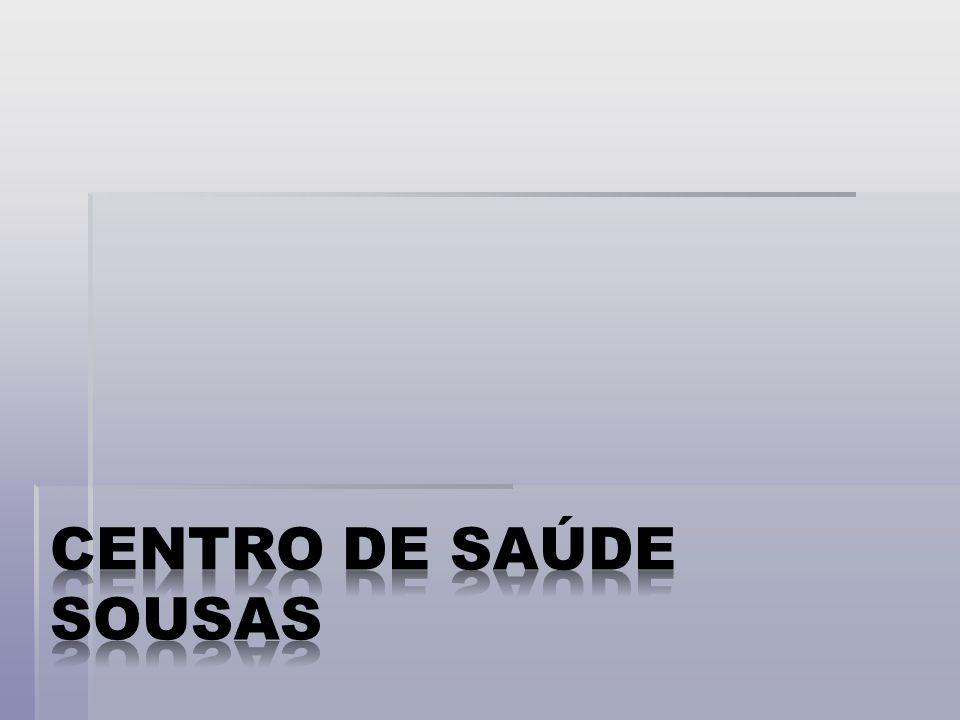 Centro de saúde sousas