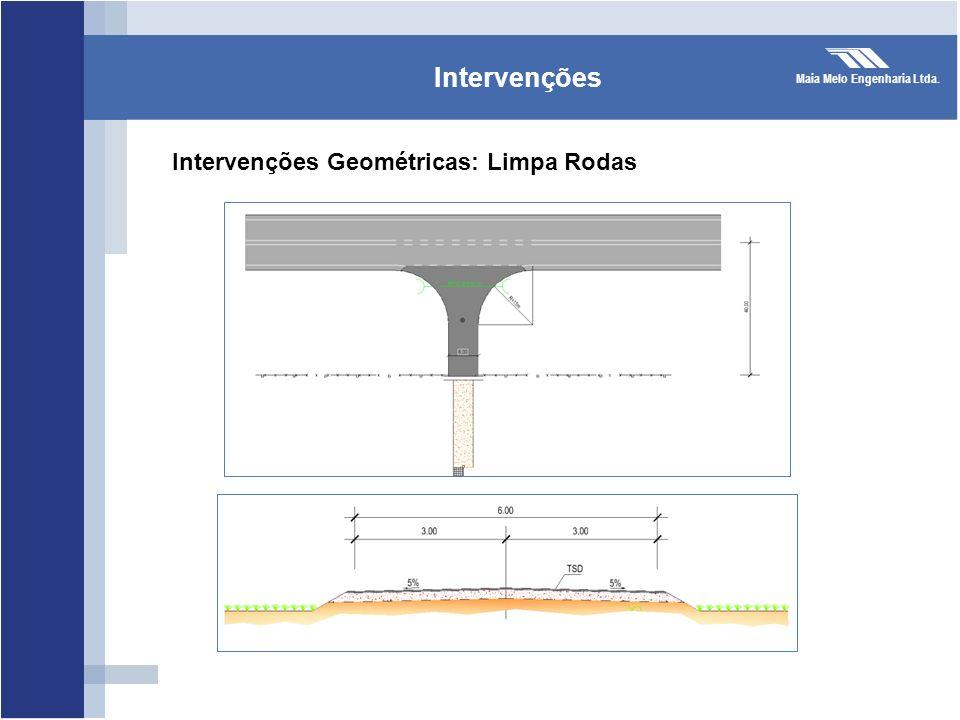 Intervenções Geométricas: Limpa Rodas
