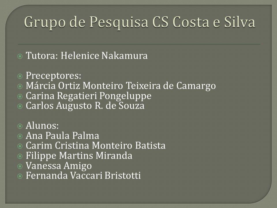 Grupo de Pesquisa CS Costa e Silva