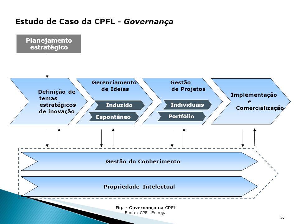Estudo de Caso da CPFL - Governança