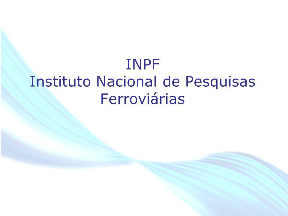 INPF Instituto Nacional de Pesquisas Ferroviárias