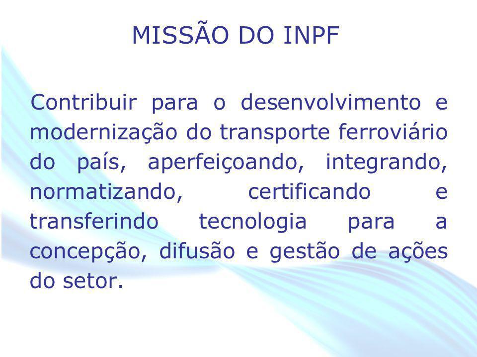 MISSÃO DO INPF
