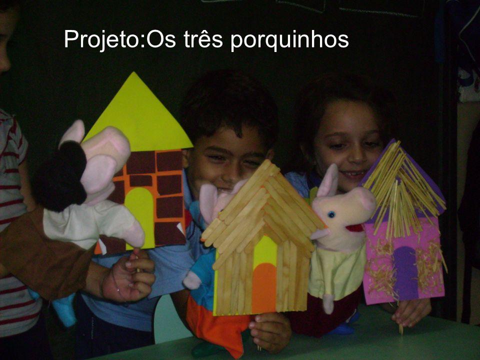Projeto:Os três porquinhos