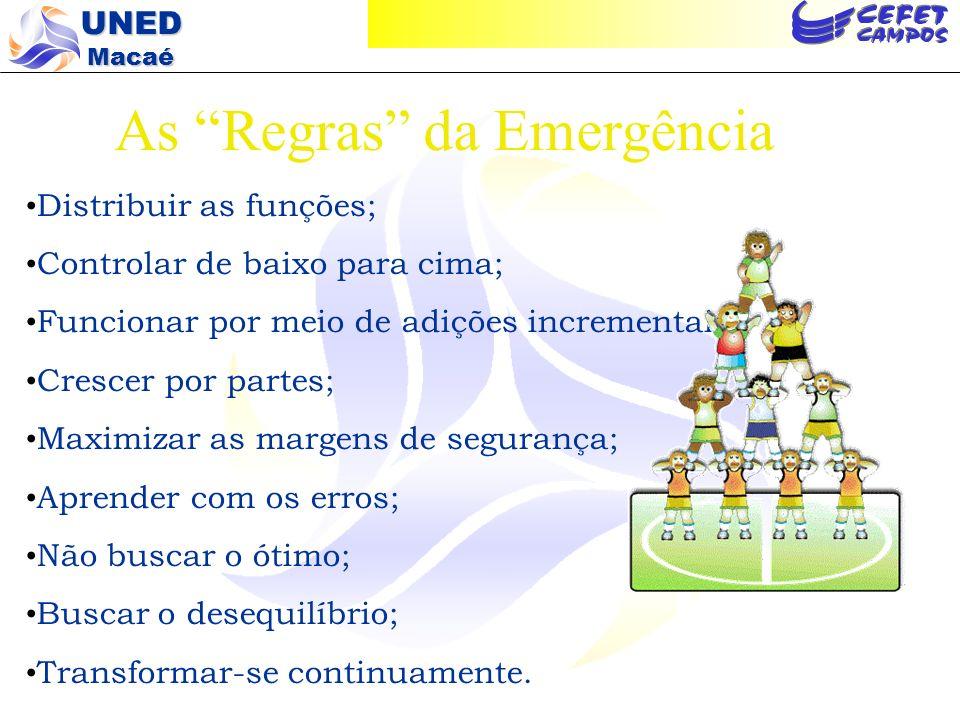 As Regras da Emergência