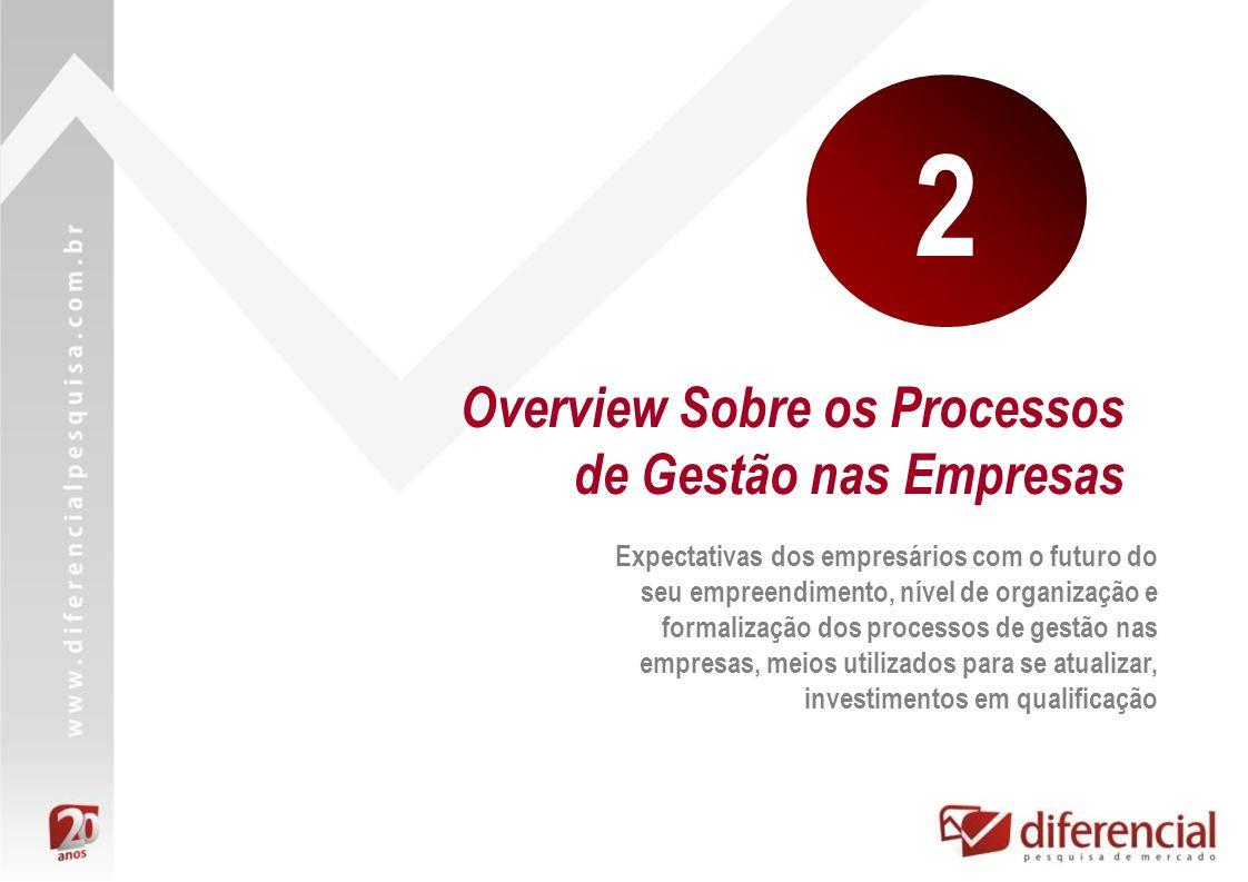 2 Overview Sobre os Processos de Gestão nas Empresas