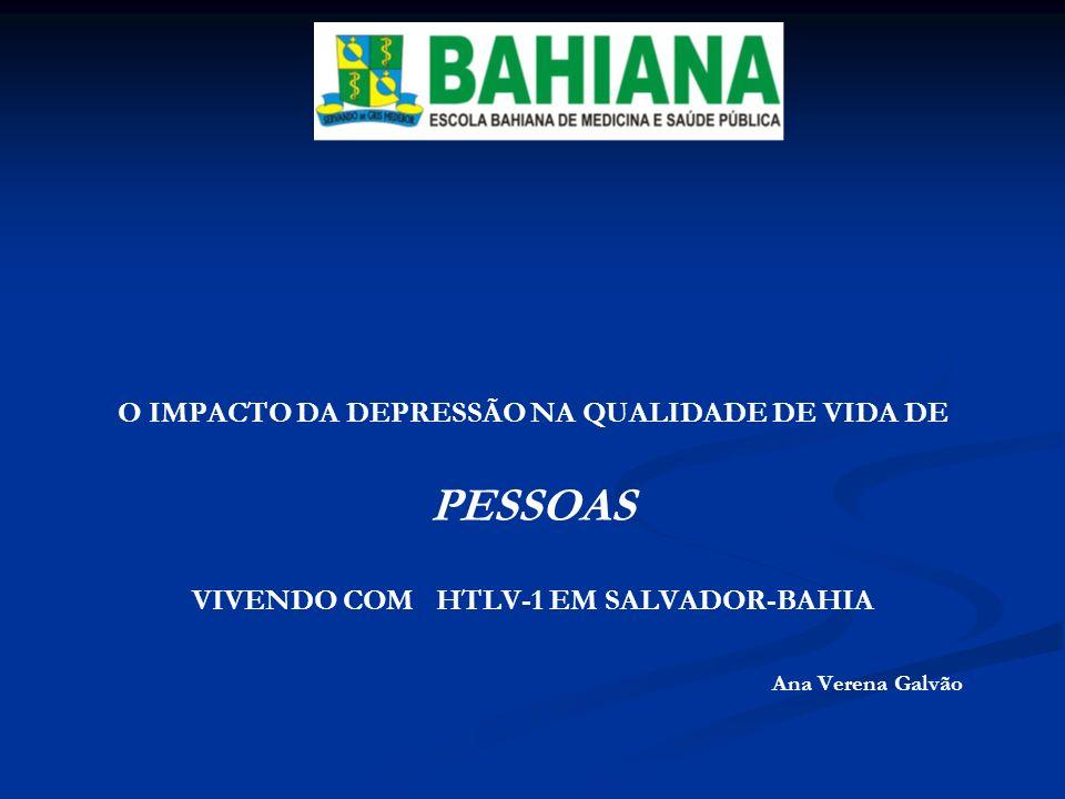 PESSOAS O IMPACTO DA DEPRESSÃO NA QUALIDADE DE VIDA DE