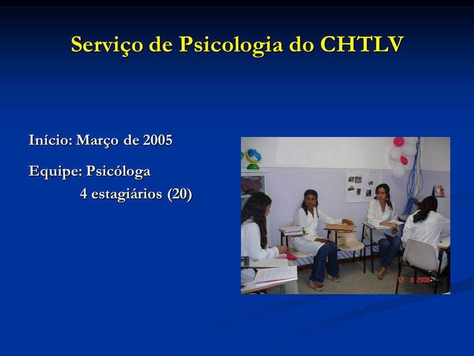 Serviço de Psicologia do CHTLV