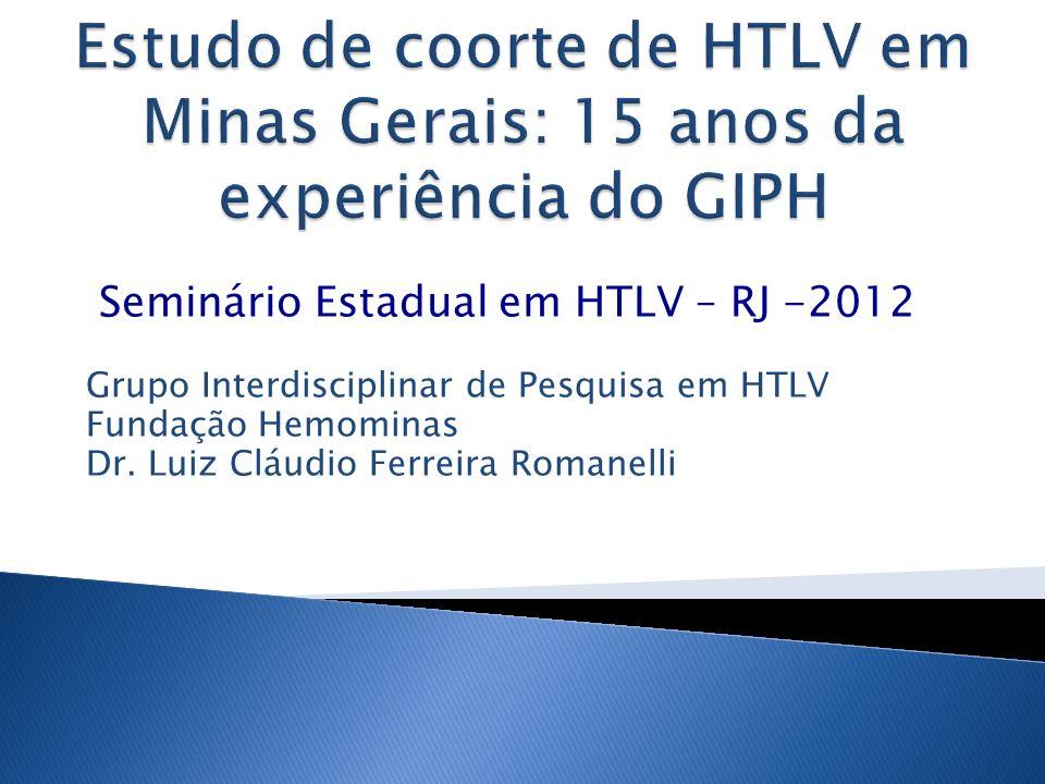 Seminário Estadual em HTLV – RJ -2012