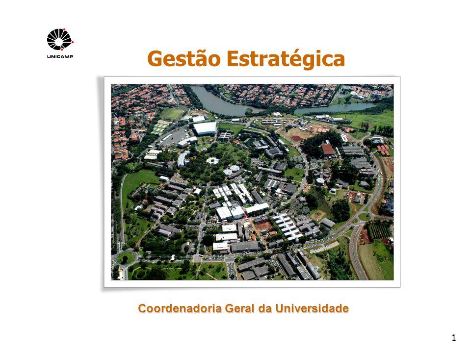 Coordenadoria Geral da Universidade