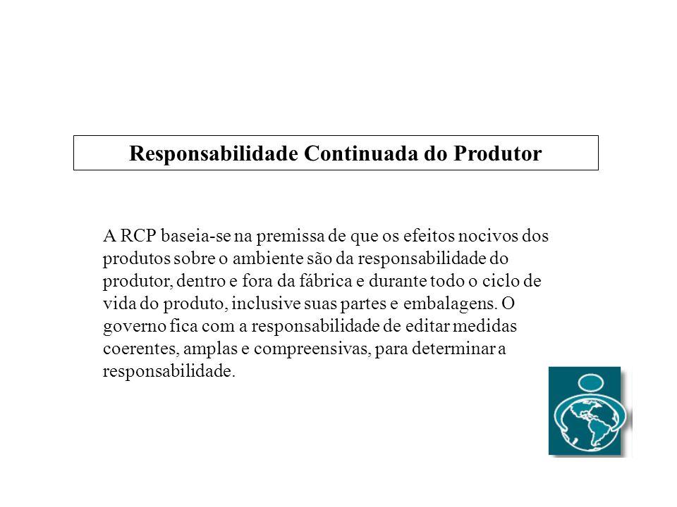 Responsabilidade Continuada do Produtor