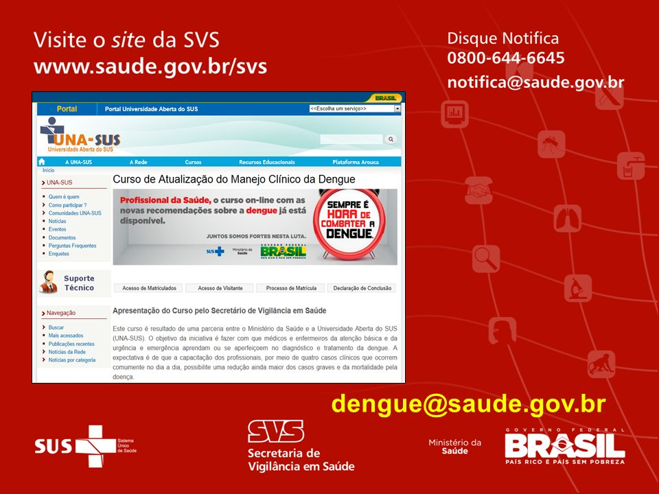 dengue@saude.gov.br 21