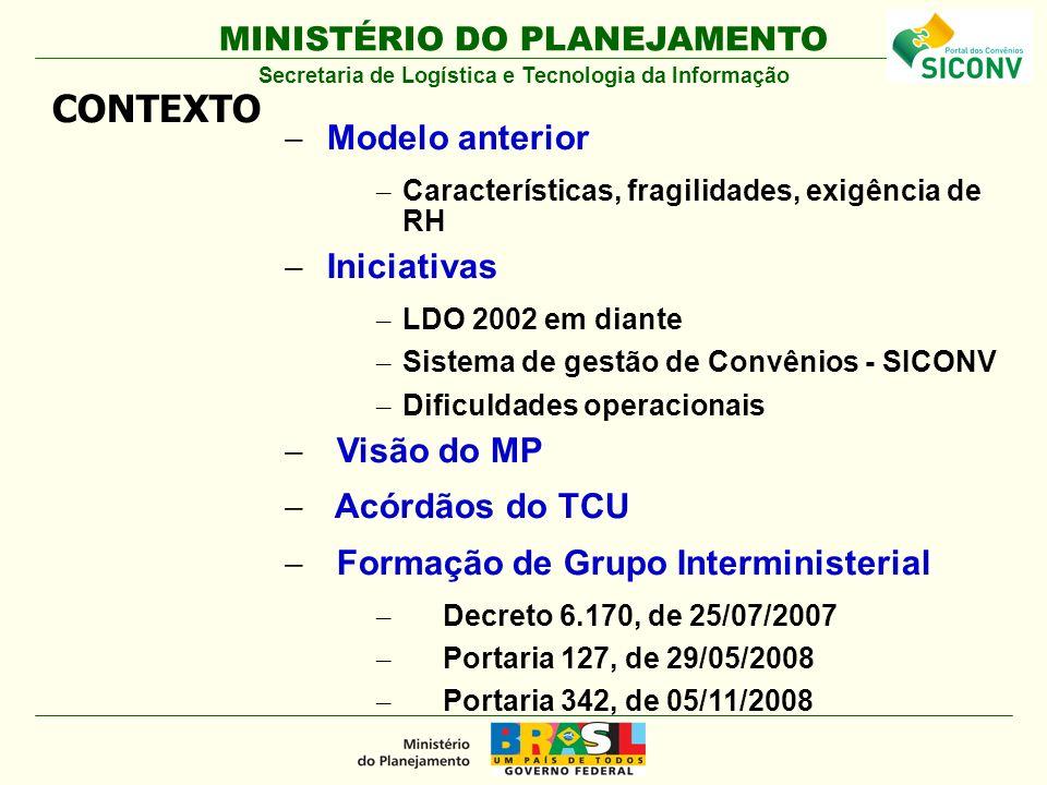 Secretaria de Logística e Tecnologia da Informação