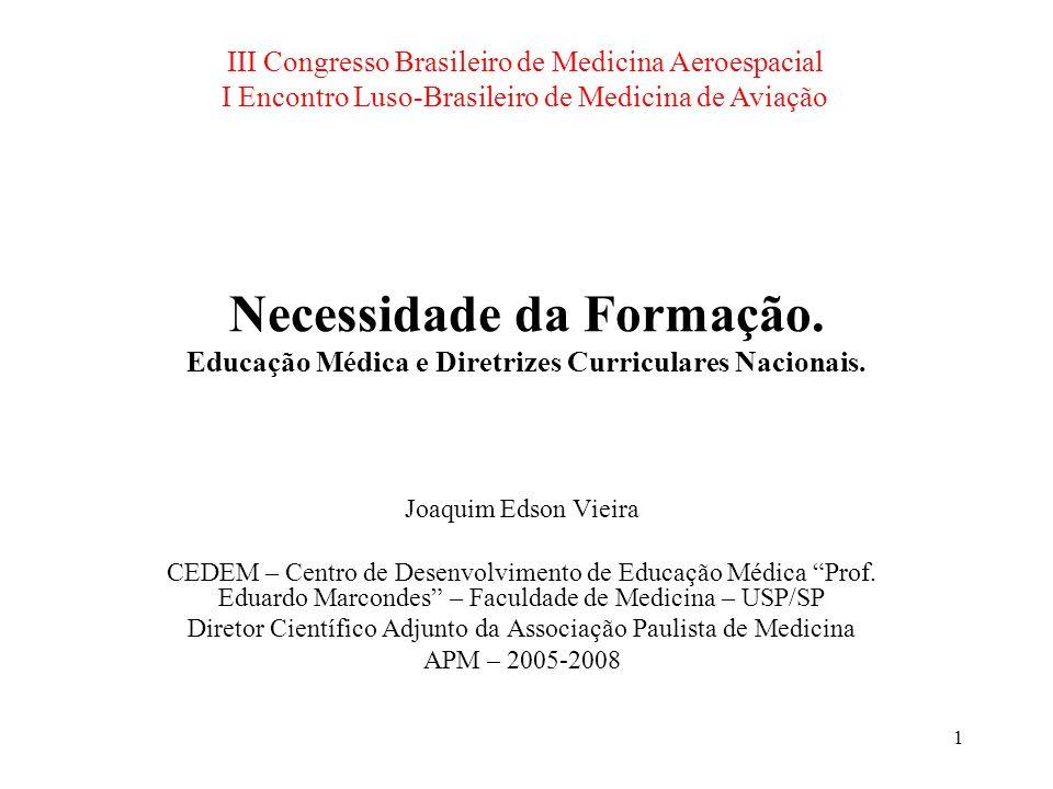 III Congresso Brasileiro de Medicina Aeroespacial