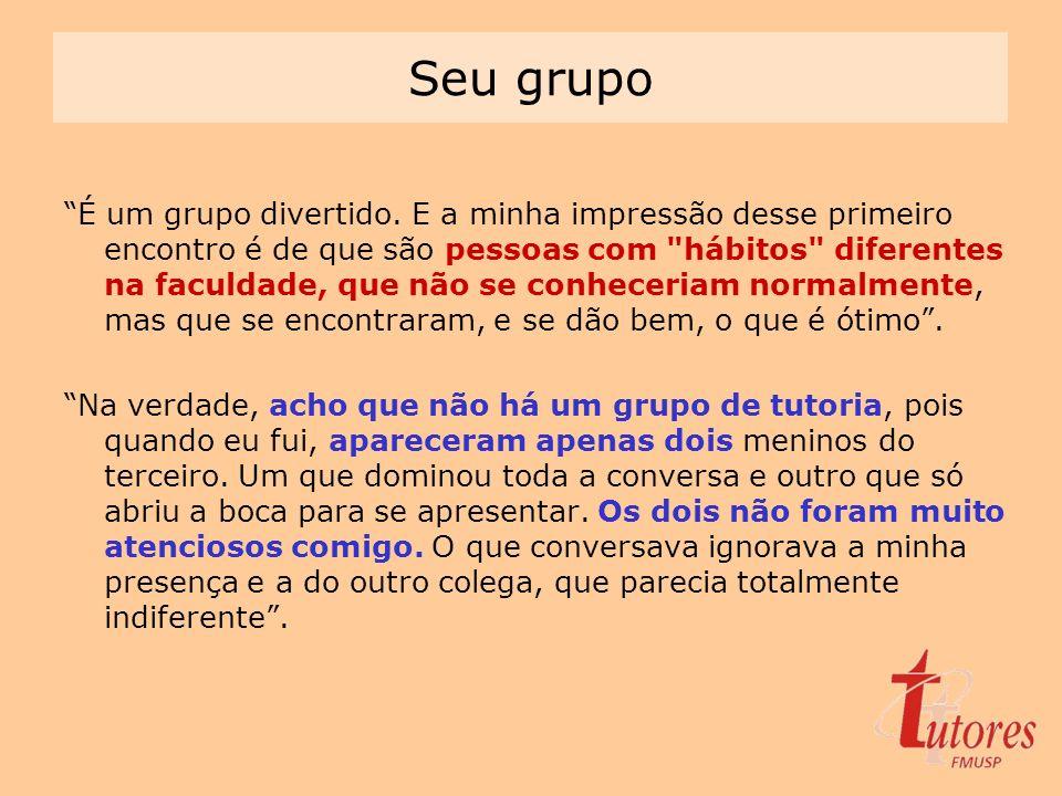 Seu grupo