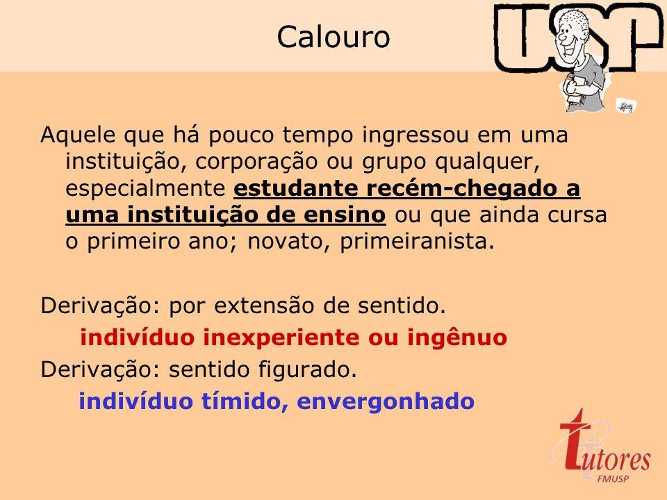Calouro