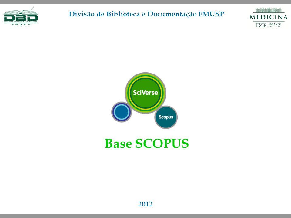 Divisão de Biblioteca e Documentação FMUSP