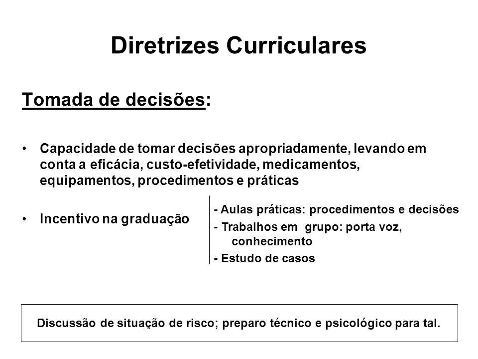 Diretrizes Curriculares