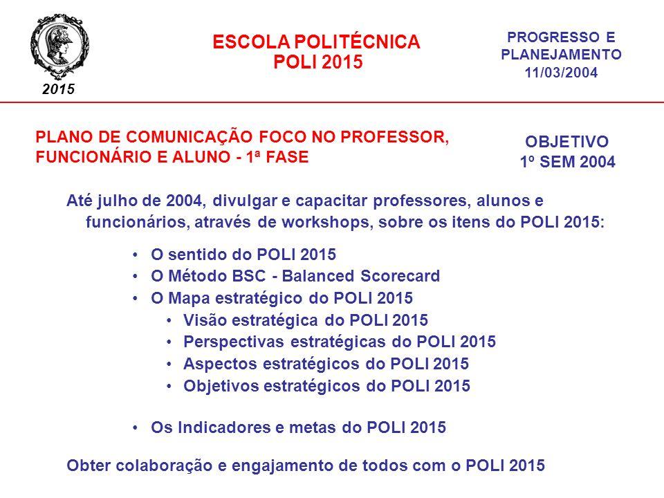 PLANO DE COMUNICAÇÃO FOCO NO PROFESSOR,