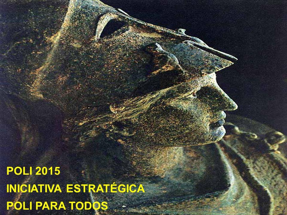 POLI 2015 INICIATIVA ESTRATÉGICA POLI PARA TODOS