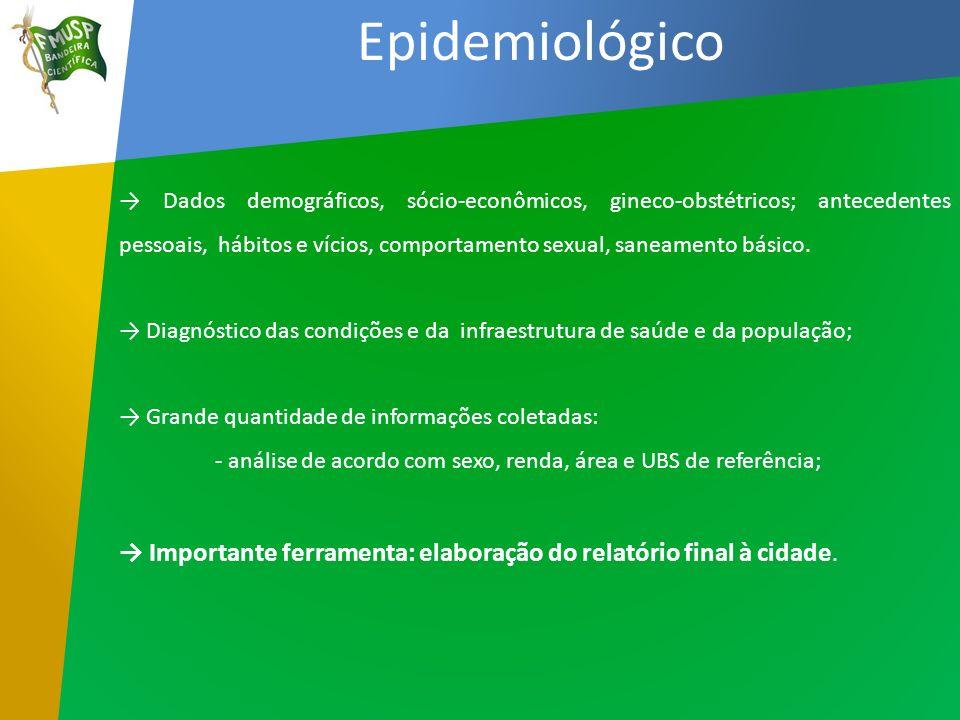 Epidemiológico