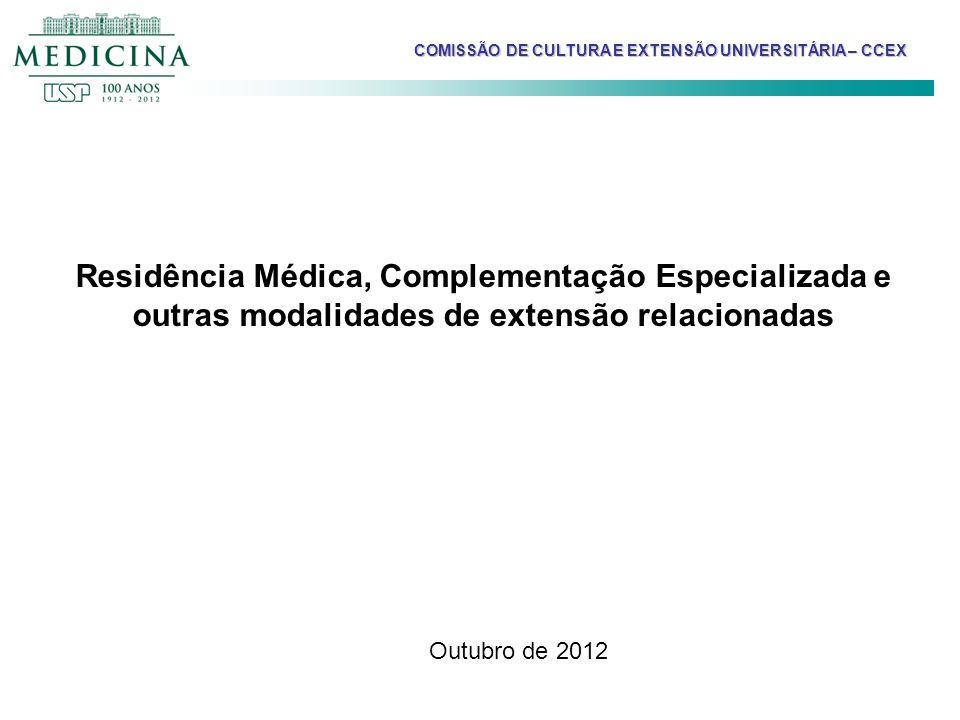 COMISSÃO DE CULTURA E EXTENSÃO UNIVERSITÁRIA – CCEX