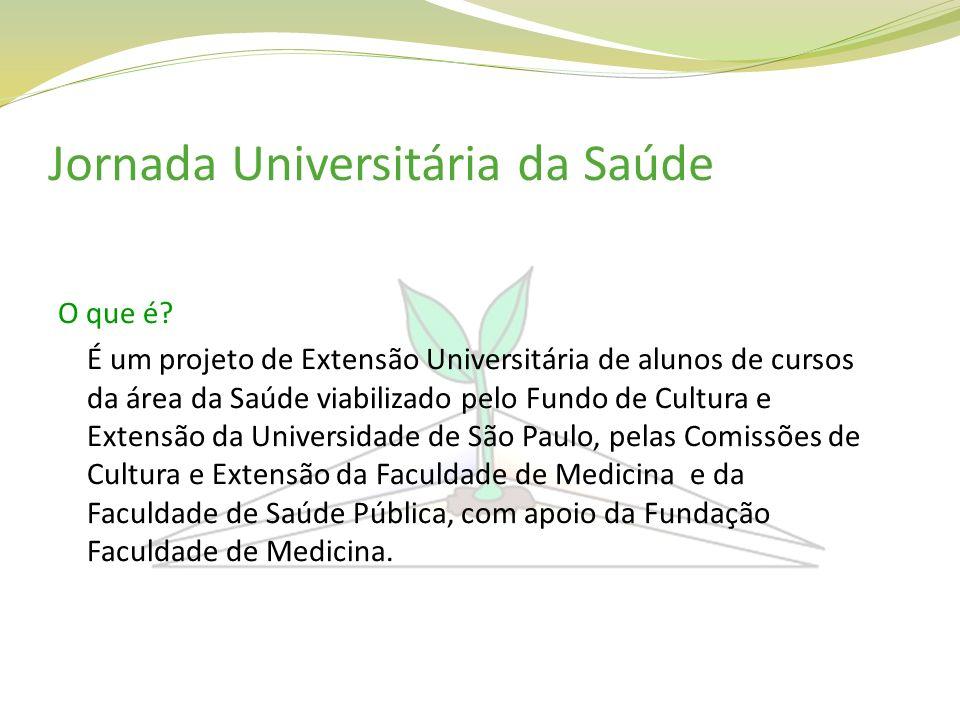 Jornada Universitária da Saúde