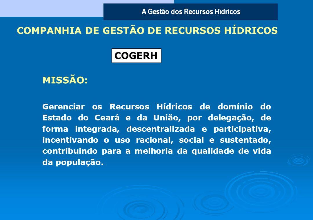 COMPANHIA DE GESTÃO DE RECURSOS HÍDRICOS