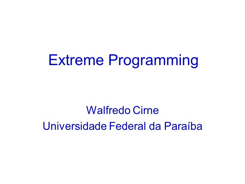 Walfredo Cirne Universidade Federal da Paraíba