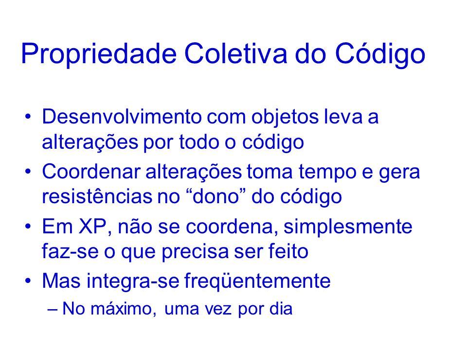 Propriedade Coletiva do Código