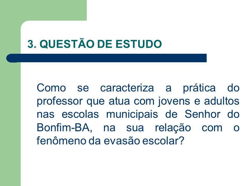 3. QUESTÃO DE ESTUDO